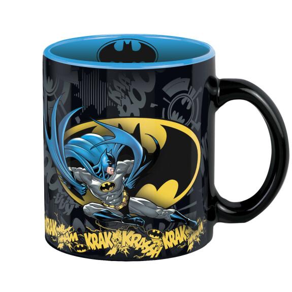 Mug Batman action et logo