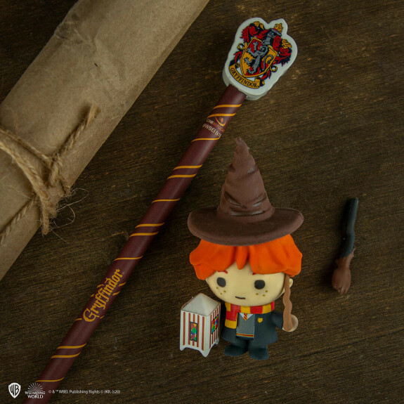 Figurine Ron Weasley gomme Gomee