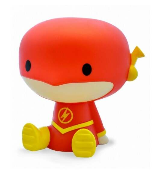 Tirelire The Flash Chibi Plastoy 15 cm