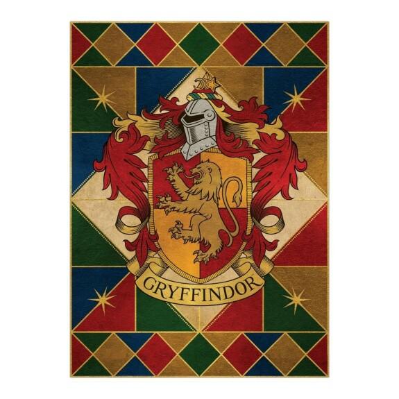Poster Armoiries de Gryffondor MinaLima
