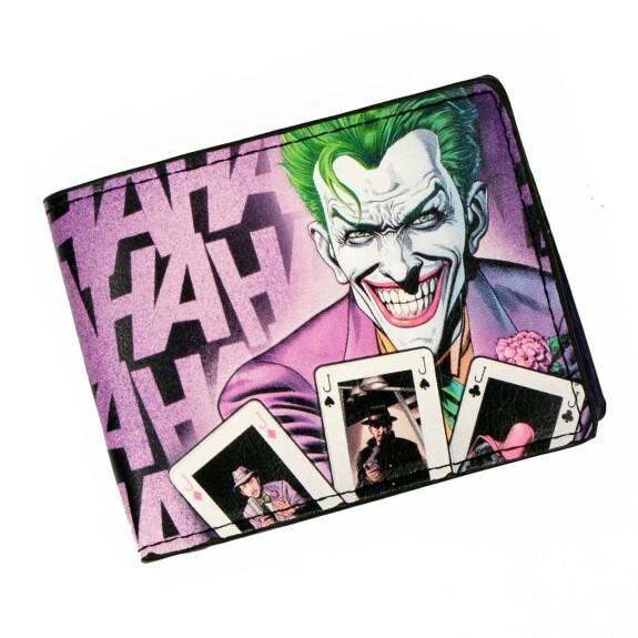 Portefeuille Joker HAHAHA