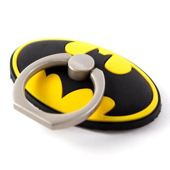 Support et poignée pour smartphone Batman