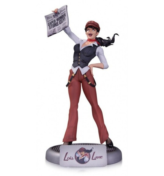 Lois Lane statue DC Collectibles Bombshells 29 cm