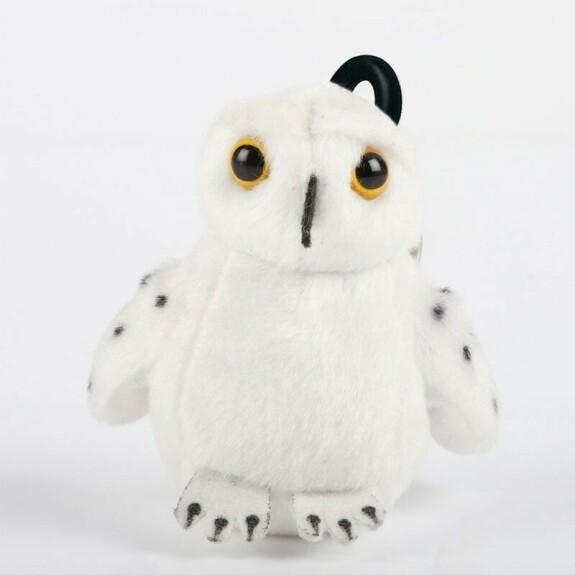 Mini Peluche sonore Hedwige