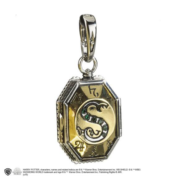 Médaillon de Salazar Serpentard - Charm Lumos