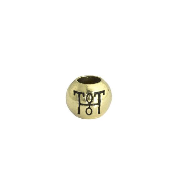 Ensemble 1 de perles Charms avec symboles