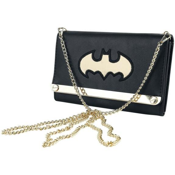 Pochette Batman avec chaînette