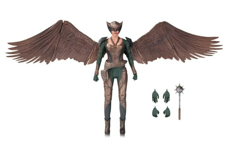 Hawkgirl figurine Legends of Tomorrow 15 cm
