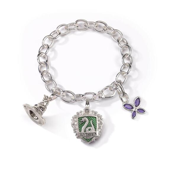 Bracelet Charms Lumos Serpentard