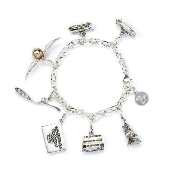 Bracelet à Charms en argent 925ème