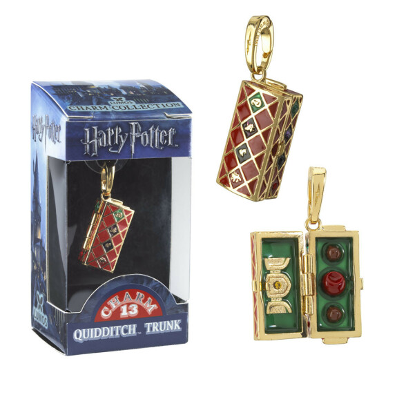 Malle de Quidditch - Charm Lumos