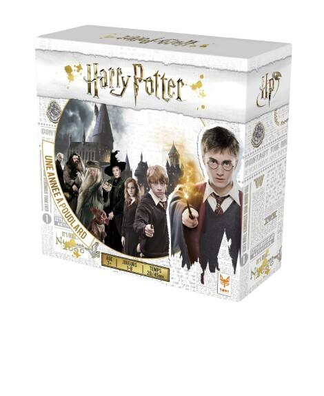 Jeu Harry Potter Une année à Poudlard