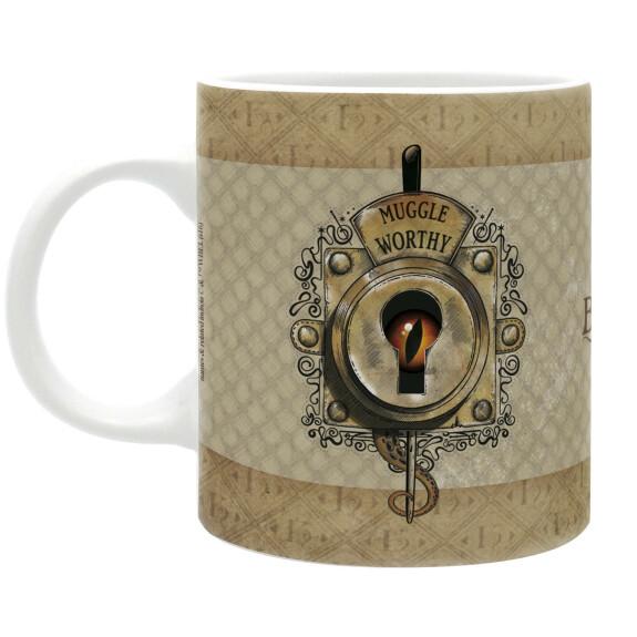 Mug Valise de Norbert Dragonneau Muggle Worthy