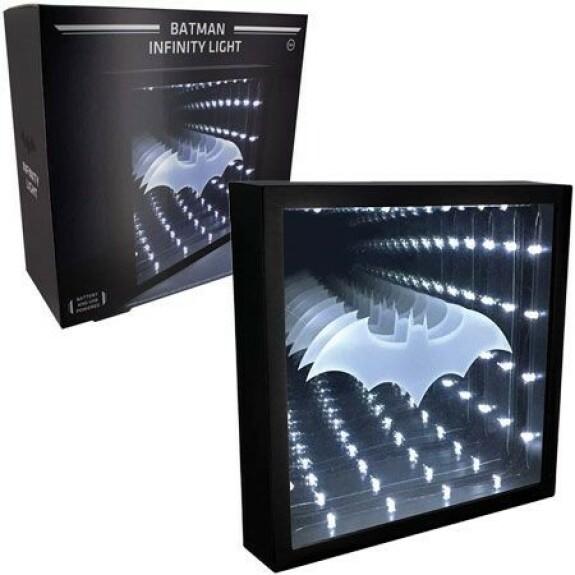 Lampe Batman infinie
