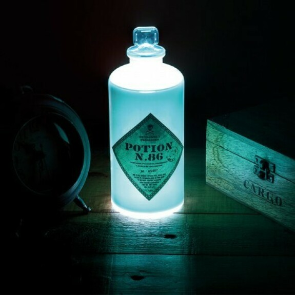 Lampe Fiole de potion