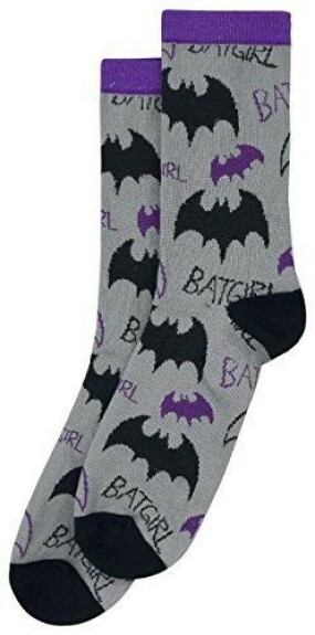 Chaussettes Batgirl