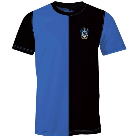 T-shirt Serdaigle Quidditch Team bleu