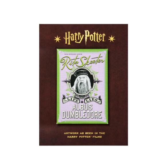Magnet livre Rita Skeeter - Vie et Mensonges d'Albus Dumbledore