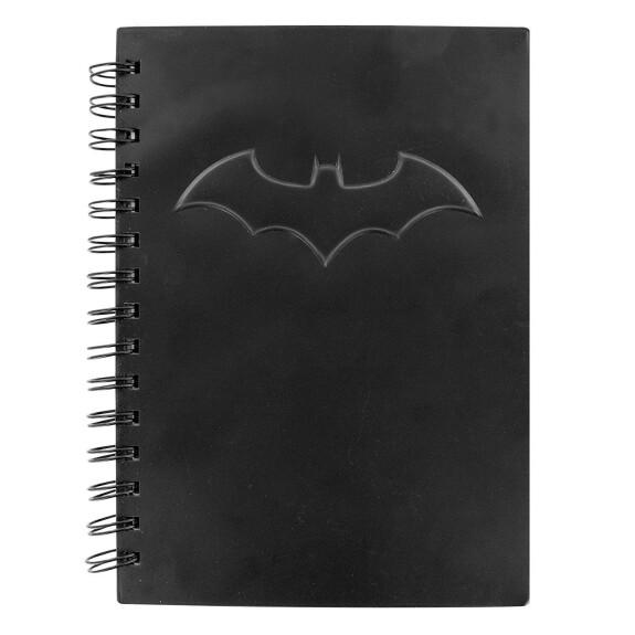 Carnet A5 Batman à spirale 200 pages
