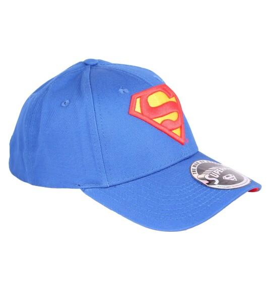 Casquette Superman logo classique