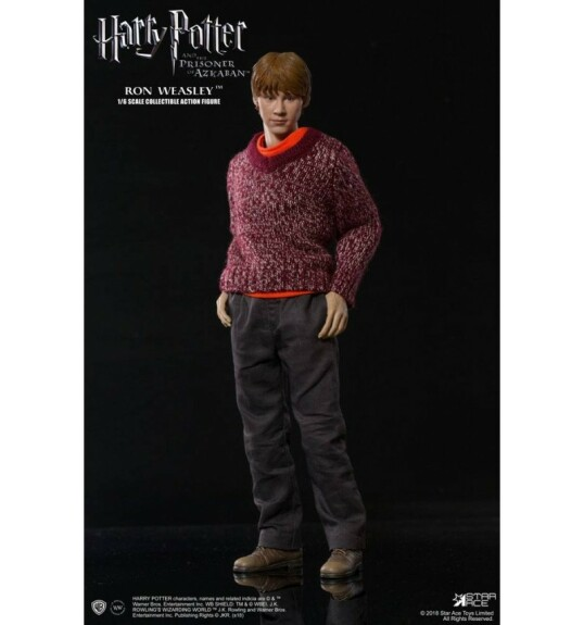 Figurine Ron Weasley deluxe version figurine 1/6 29 cm Star Ace