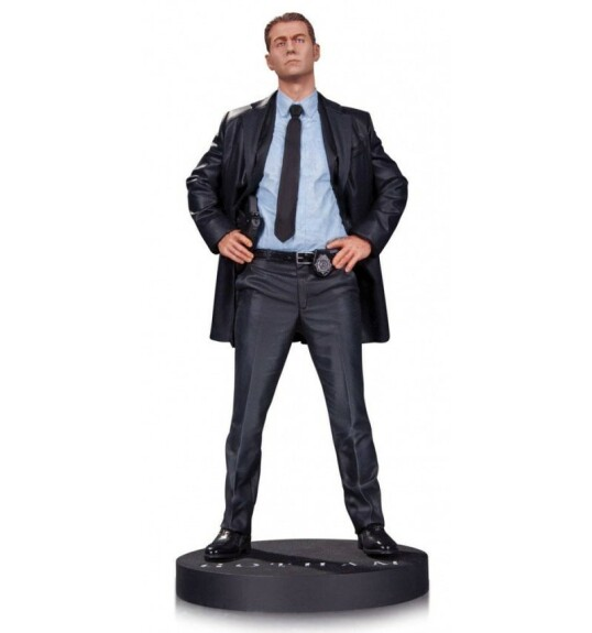 James Gordon statue série Gotham 1/6 33cm