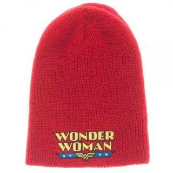Bonnet Wonder Woman réversible