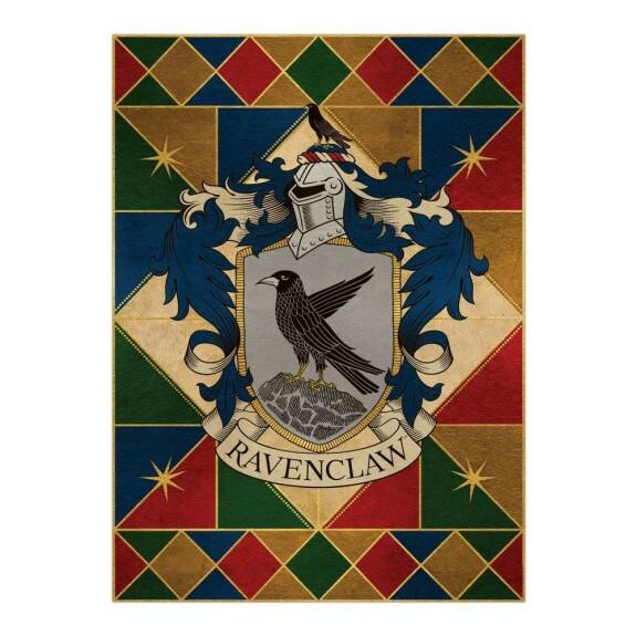 Poster Armoiries Serdaigle MinaLima