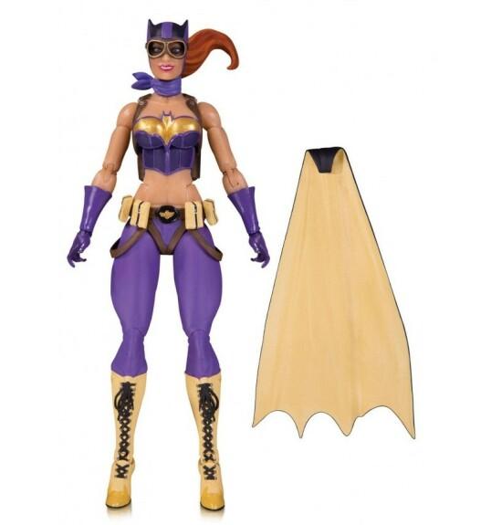 Batgirl figurine DC Collectibles Bombshells