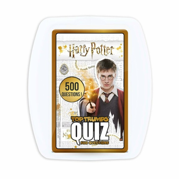 Quiz Top Trumps Harry Potter  500 Questions  Jeu de société  Version française