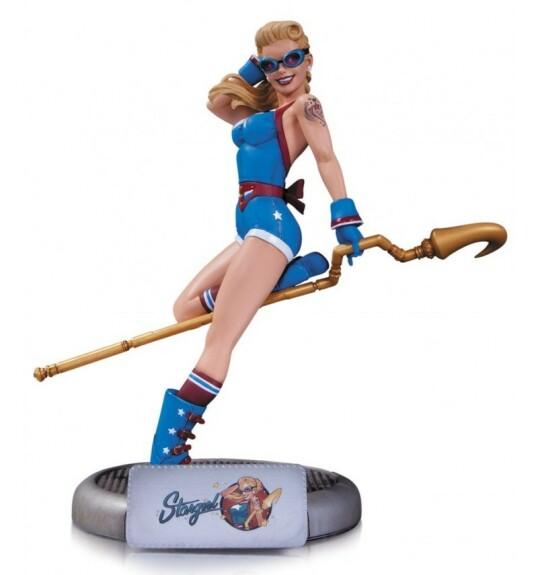 Stargirl statue DC Collectibles Bombshells