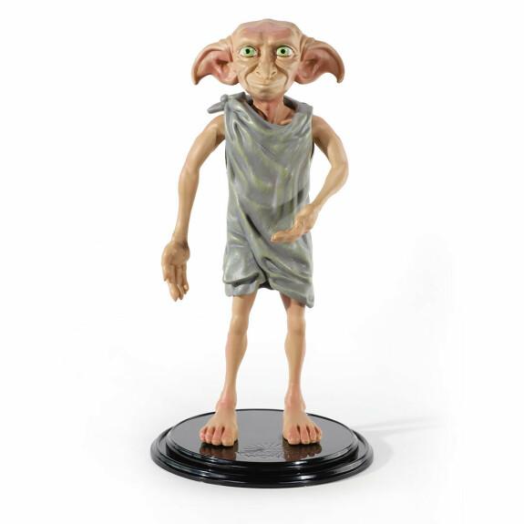 Figurine Dobby Toyllectible Bendyfigs