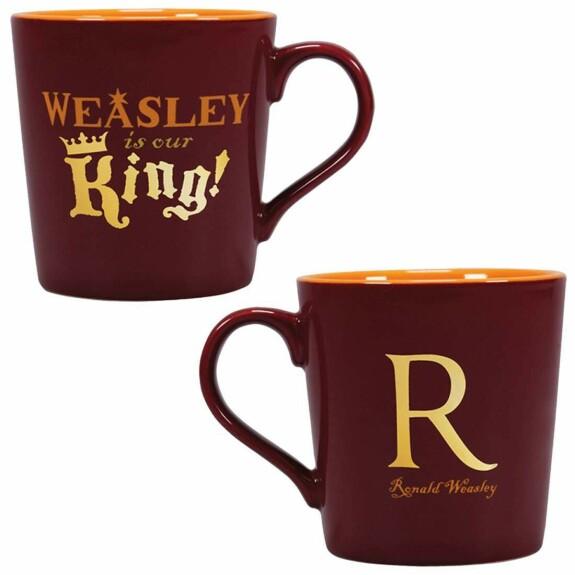 Tasse conique Inscription Ron Weasley