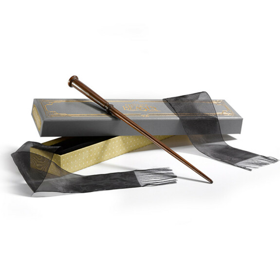 Baguette magique de Porpentina Goldstein avec boîte Ollivander