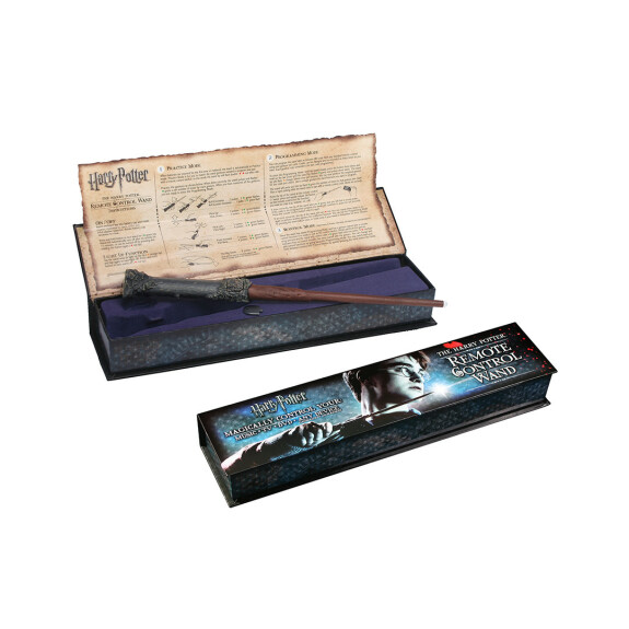 Télécommande universelle baguette magique Harry Potter