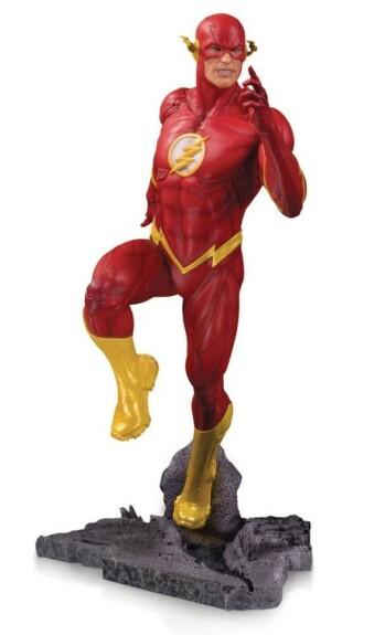 Flash statue DC Collectibles DC Core
