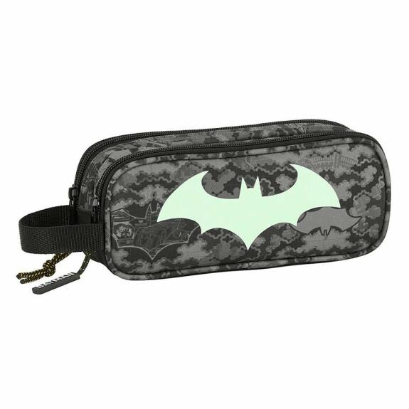 Trousse scolaire double  Batman