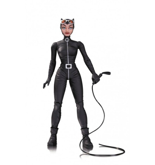 Catwoman figurine DC Collectibles Designer Series by Darwyn Cooke