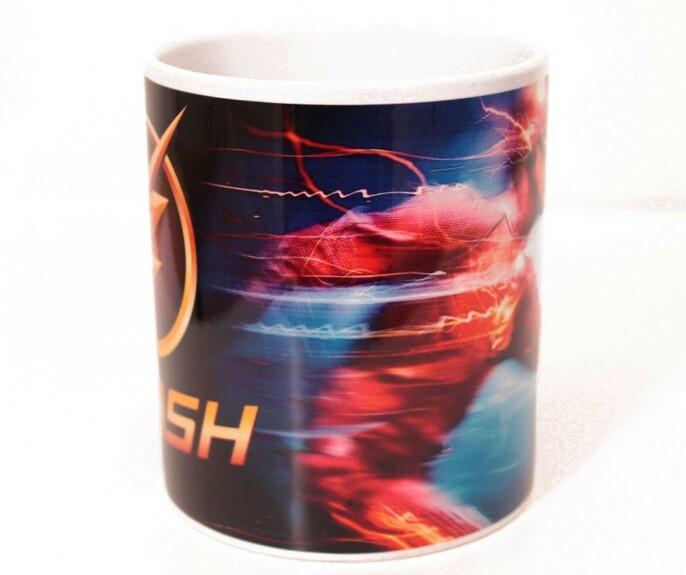 Mug Flash série télé vitesse de l'éclair