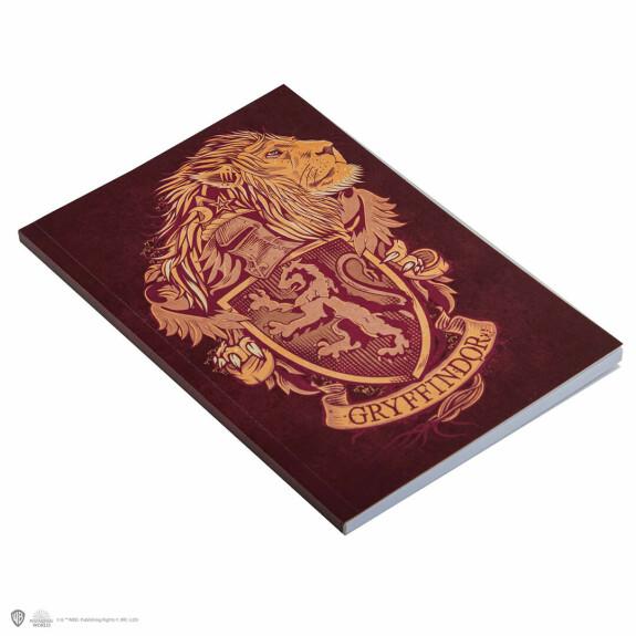 Carnet Gryffondor 128 pages