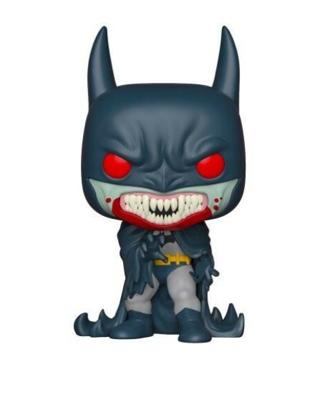 Batman 1991 Red Rain Funko POP Batman 80th Anniversary