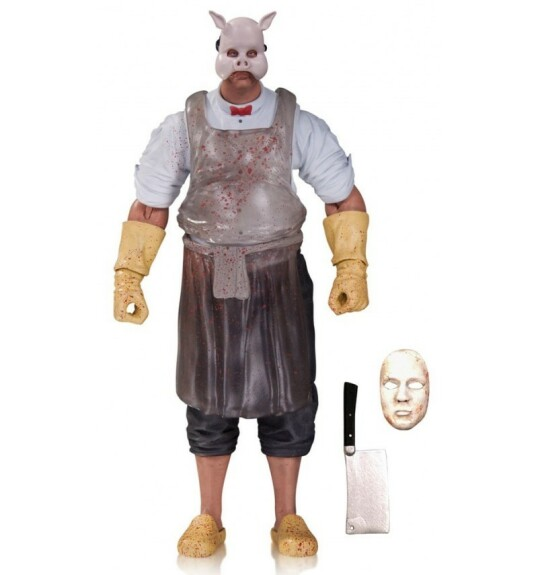 Professor Pyg figurine jeu Batman Arkham Knight