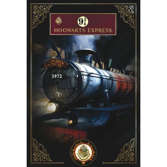 Poster Poudlard Express
