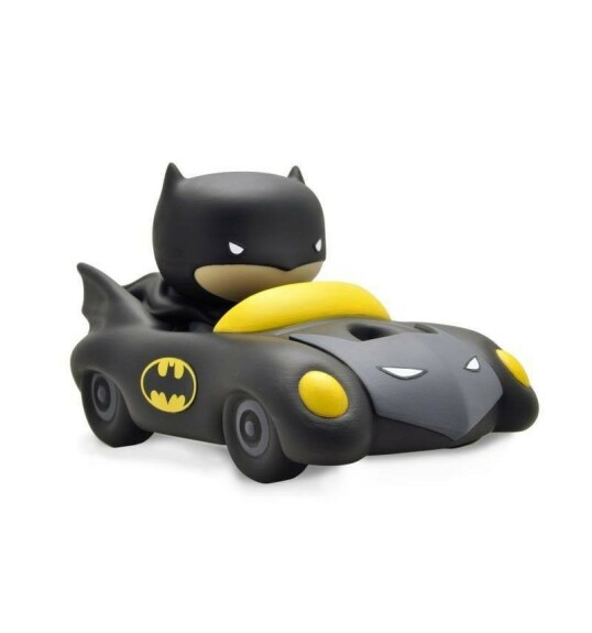 Batman et Batmobile Justice League tirelire PVC Plastoy 17 cm