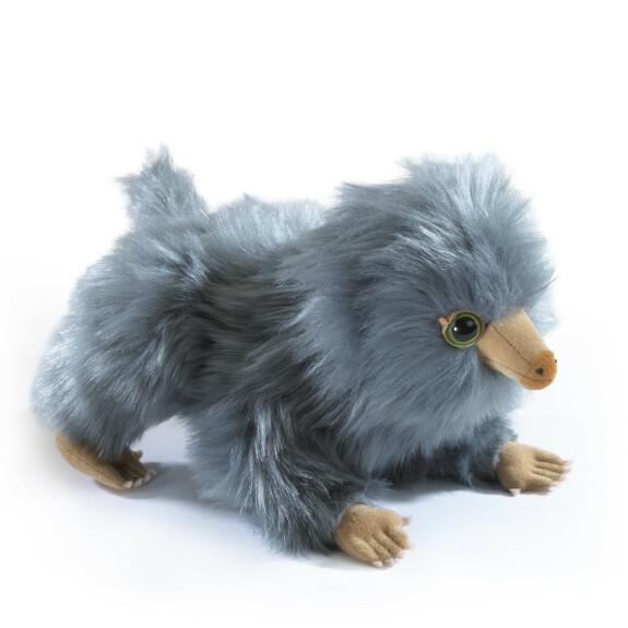 Peluche bébé Niffleur gris