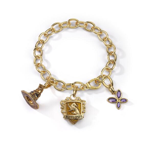 Bracelet Charms Lumos Poufsouffle