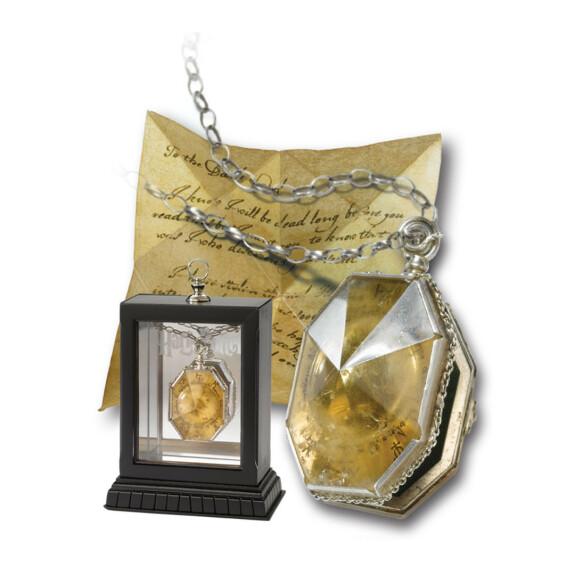 Médaillon Serpentard de Régulus Black en argent 925e