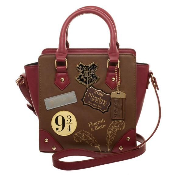 Petit sac à main voyage à Poudlard