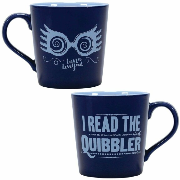 Tasse conique Inscription Luna Lovegood