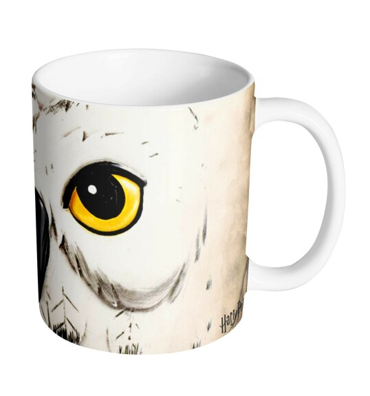 Mug Hedwige Blanc